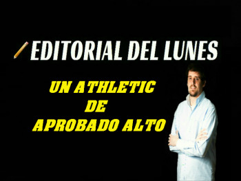 Un Athletic de aprobado alto