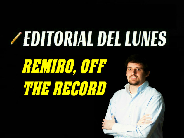 Remiro, of the record