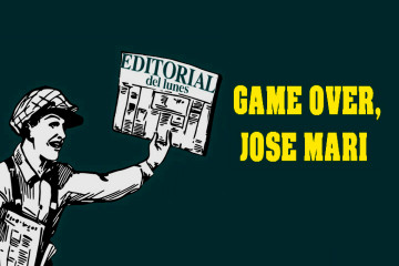 Game over, Jose Mari