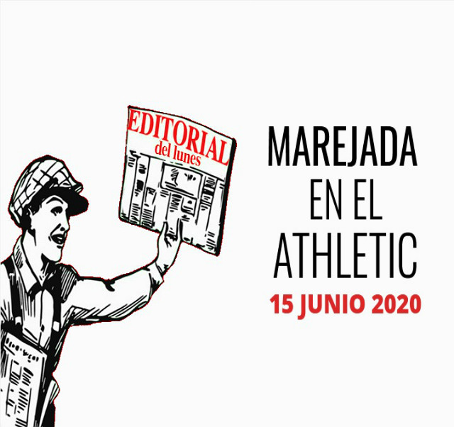 MAREJADA EN EL ATHLETIC